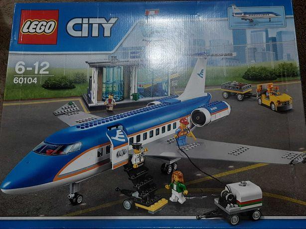 Lego City nunca aberto