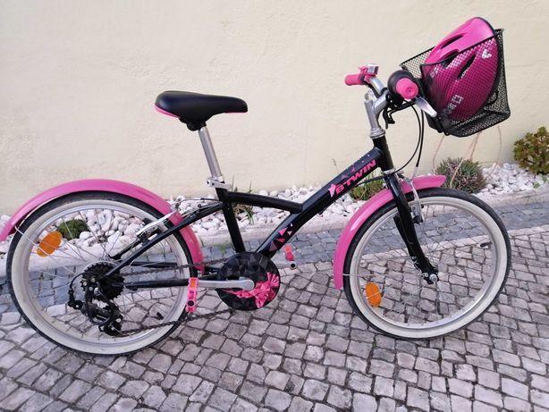 Bicicleta Trekking Criança 6-9 anos