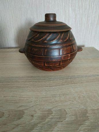 Посуда для запекания, глиняные Горшки для запекания