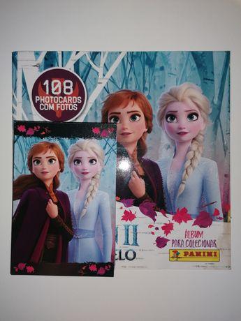 Cromos postais Frozen 2