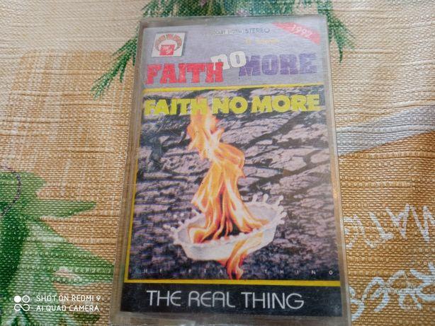 Faith No More - kaseta magnetofonowa
