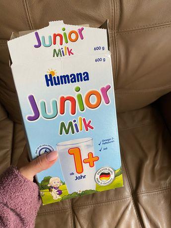 Смесь milk 1+ Humana