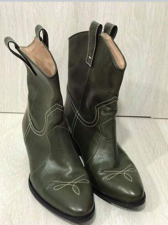 Ботинки - козаки