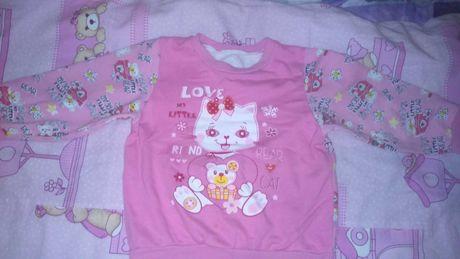 Пижамы на девочку 2-3 годика