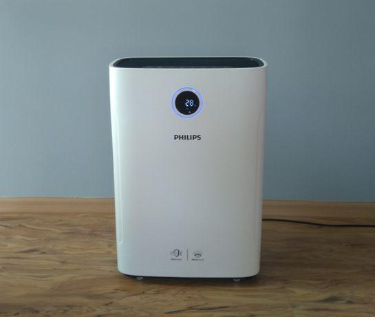 Oczyszczacz i nawilżacz powietrza Philips Combi 2w1 + zestaw filtrów
