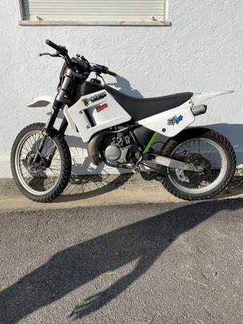 Mota AJP 50cc usada