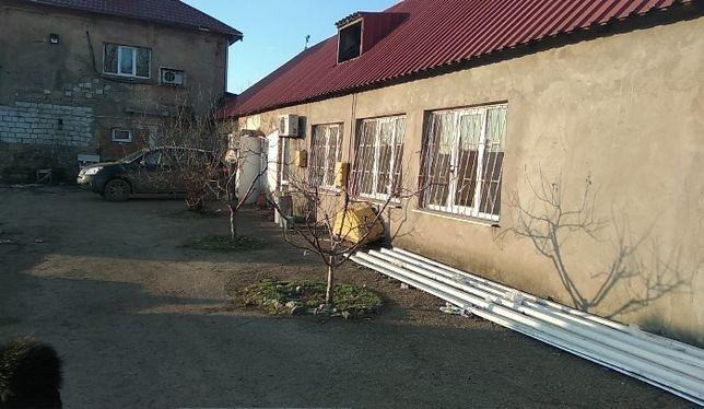 Производственная база с ЖД в Николаеве