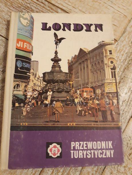 Londyn. Przewodnik turystyczny + mapa