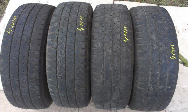 Резина шины шина колеса лето 4 шт 205 65 R16C Good Year Виваро Трафик