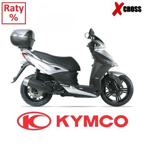 Skuter duży Kymco Agility 16+ 125 jakość Honda Raty Dostawa