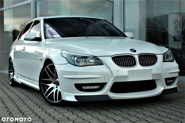 BMW Seria 5 545i + LPG, Niski przebieg, Japonia, VAT 23%