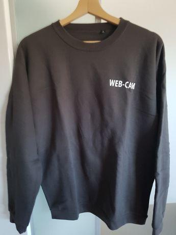 Bluza z logo firmowym rozm. L