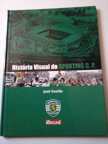 Livro: História Visual do Sporting Clube Portugal