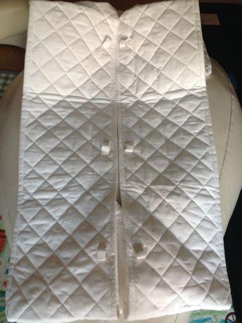 Cobertura E/ou Forro interno cama de grades IKEA (60/120)