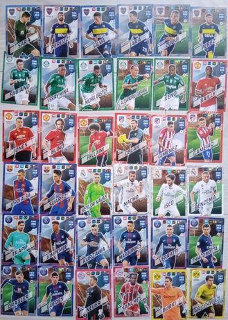 Karty Fifa Adrenalyn 365 edycja 2018