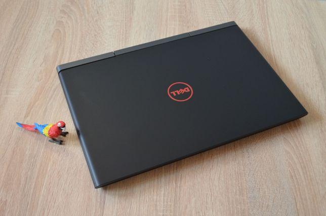 Как новый! Мощный игровой ноутбук Dell 7567 i5 7th NVMe GeForce 1050ti