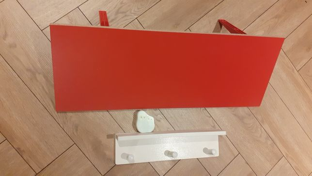 Półka wieszak IKEA
