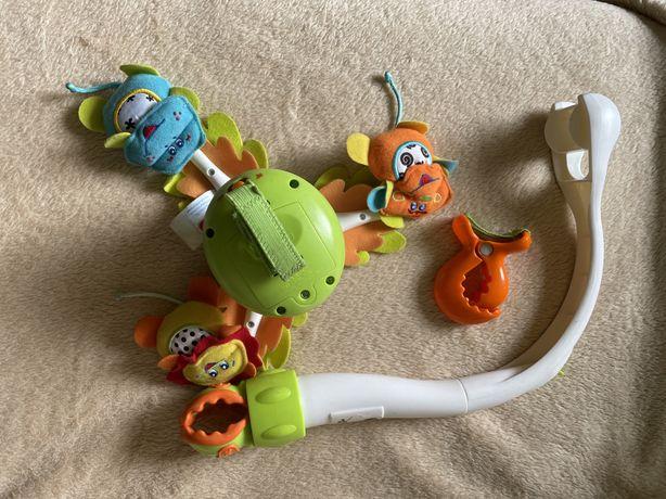Детский мобиль Tiny Love на кровать или коляску
