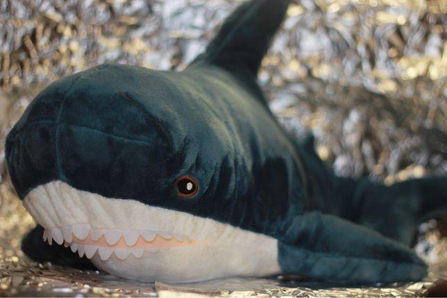 Плюшевая акула IKEA