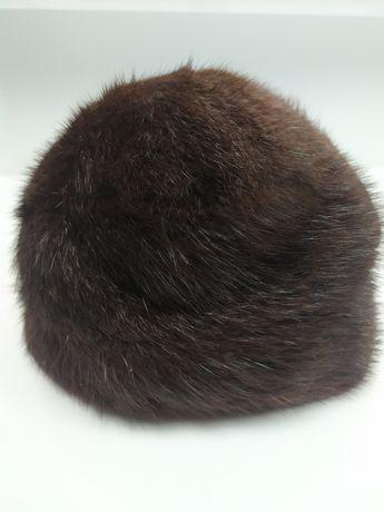 Норковая шапка 100 грн
