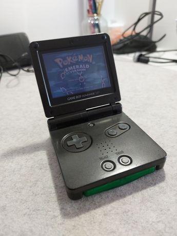Game Boy Advance SP Preto