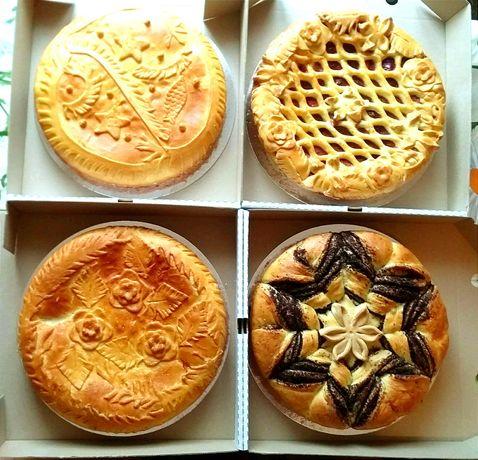 Пироги, караваи, выпечка на заказ