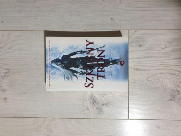 Szklany tron - tom 1,2 - Sarah J. Maas