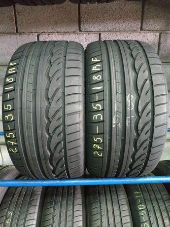 Літні шини 275/35 R18 (RF) (95Y) DUNLOP