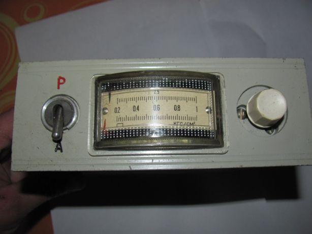 Панель управления пневматическая ПП12.2