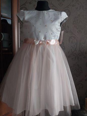 Sukienka tiulowa (134/140)