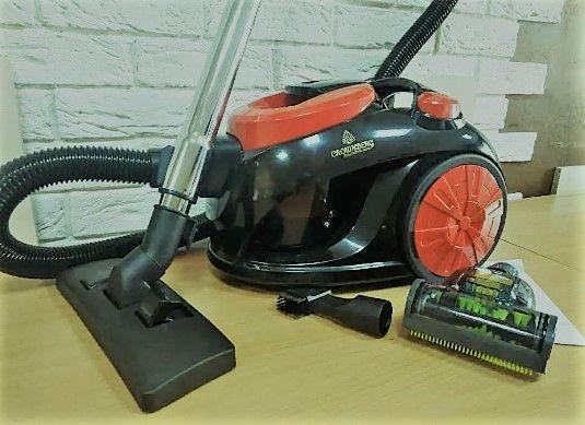 Пылесос Vacuum Cleaner Crownberg 3500W надежный Австрийский аппарат!