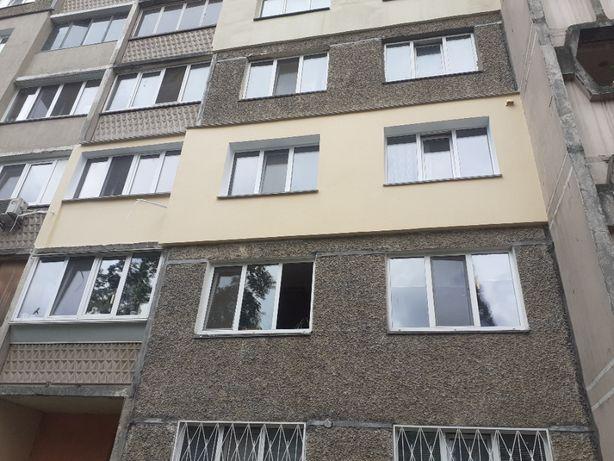Утепление фасадов квартир,домов,балконов,подъездов,гаражей от300гр м2