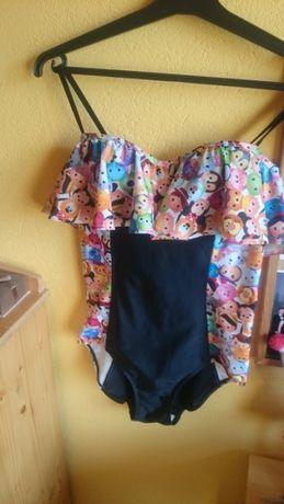 Nowy strój kąpielowy jednoczęściowy S z metką
