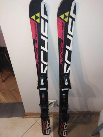 Narty Fischer Race RC4 Długość 110 cm