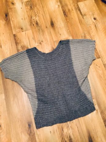 wełniany sweter 40 L