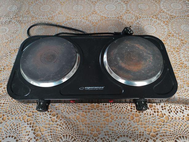 Kuchenka elektryczna dwupalnikowa Esperanza