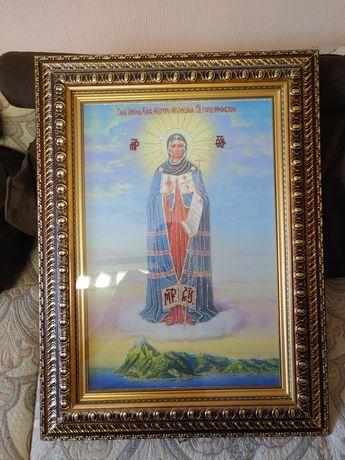 Ікона святої богоматері Афонської