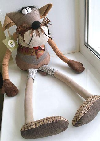 Мягкая детская игрушка De Toys кот Leo
