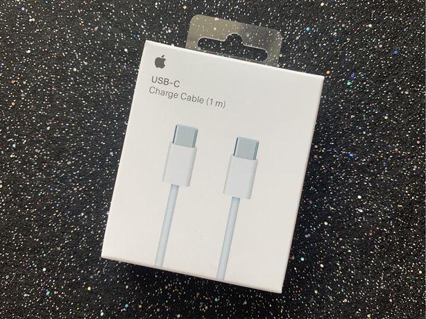 ОРИГИНАЛ Кабель зарядка USB-C 1м 2м для Айпед Макбук Ipad MacBook