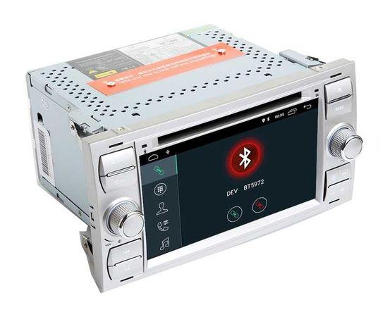 Radio Nawigacja FORD ANDROID 10 DSP 4GB C-MAX S-MAX Kuga Focus 2DIN