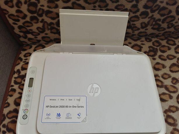 Urządzenie wielofunkcyjne HP deskJet 2620