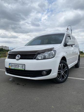 Volkswagen Caddy Maxxi
