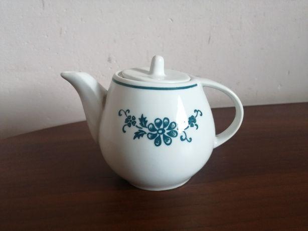Czajniczek do parzenia herbaty porcelanowy porcelana Lubiana