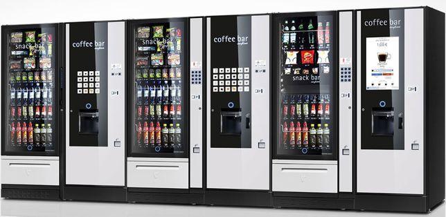 Торговый Кофейный и Снековый Автомат Rheavendors Luce Zero Риавендорс