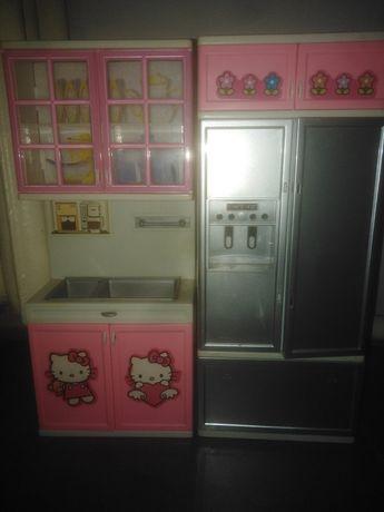Кухня для Барби)