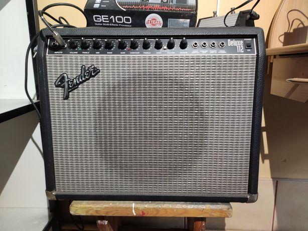 Wzmacniacz Fender deluxe 112