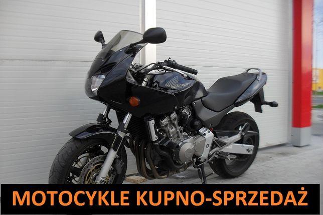 Honda CB 600 Hornet Motocykle Lubin ul Ścinawska 23