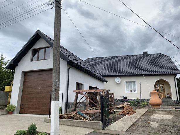 Перекривання дахів