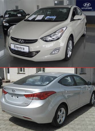 Капот, крыло, решетка, бампер, фара, радиатор Hyundai Elantra