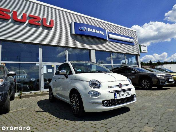 Fiat 500 Salon PL, 1 właściciel, 100% Bezwypadkowy, Idealny stan